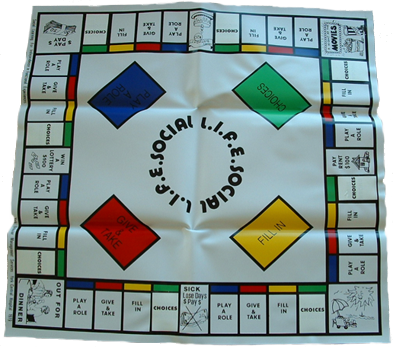 The Social Life board game